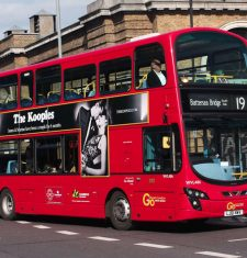 Bus T-side for The Kooples